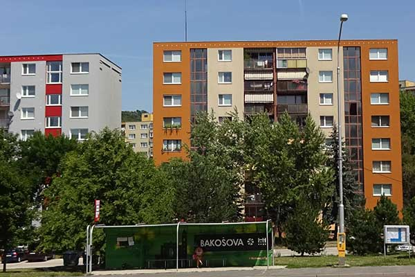Bytový dom Bakošova, Bratislava