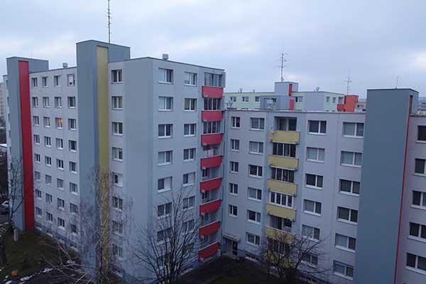 Bytový dom ul. Karola Adlera, Bratislava