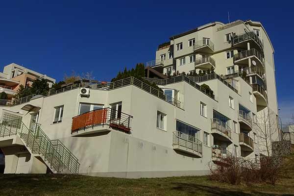 Slnečný byt, Dlhé Diely, Bratislava