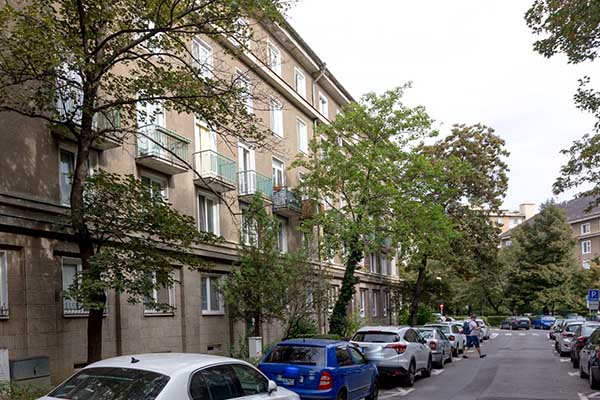 Záhrebská, Bratislava
