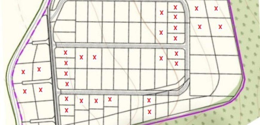 ALLE, s.r.o.: Pozemok  na predaj 840 m2 v Necpaloch